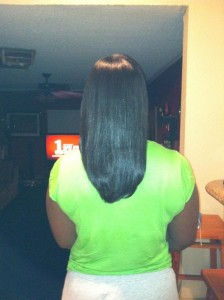 After Healthy Tresses